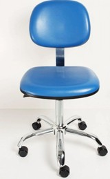 ESD CHAIR WITH CASTORS