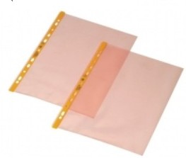 ESD A4 PINK DOCUMENT HOLDER 11 HOLES